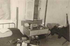 la chambre du sergent