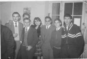25/12/1960 ---- Christian LAFAGE Jean-Pierre SINTES Bruno GOTNICH Mle ? Pierre LANGENDORF Jean Raymond FARGUES BOURALLA Ahmed dit Makendja