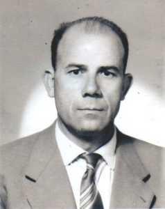 Jean SINTES  3 juin 1957