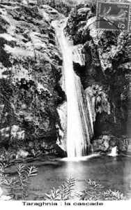 TARAGNIA la cascade