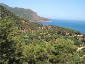 Vue sur Taragna  Sidi Andassemas