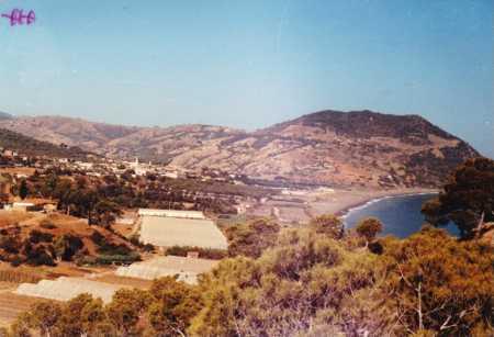 plage de l'Oued Goussine
