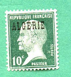 ALGERIE - PASTEUR