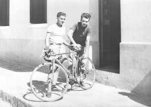 Jacky TORREGROSSA et Jacques BERGONZOLI