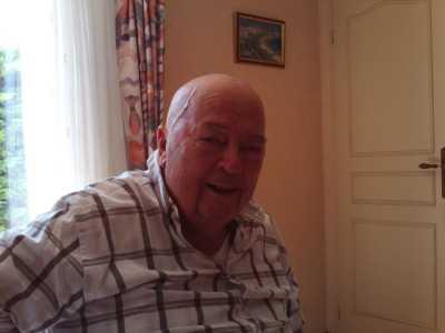Georges ENGGASSER   86 ans Veuf de Annie LASSUS ALGER / TOULOUSE
