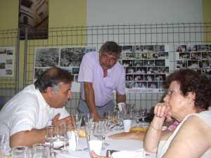 Djamel BELKAROUBI Yvon VICIDOMINI Annie MOTARD
