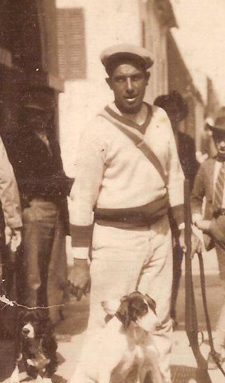 Sauveur TUESTA ---- 1932 - La mort du LYNX
