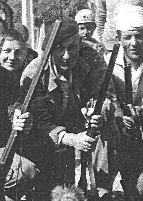 Basile JONET Commandant en retraite