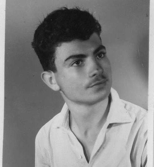 Jean Pierre MONTABRIC 1957