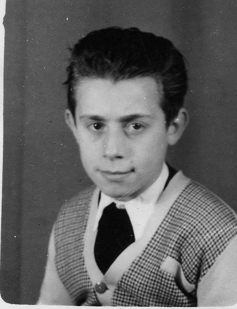 Jean Pierre SINTES 1957