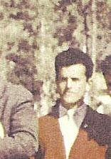 """Marcel GARCIA ---- """"Le petit Muet"""" ---- fils de ASSANTE Rose (1er mariage) et Louis AMBROSINO  (Pitolette)"""