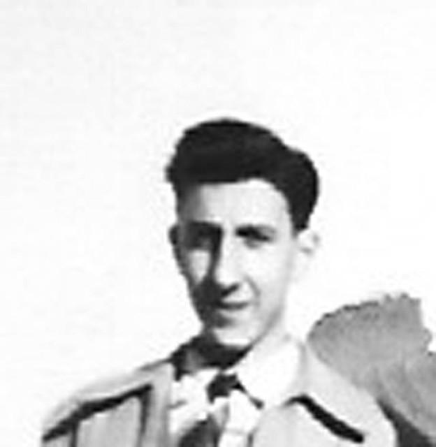 """Louis XICLUNA """"Loulou"""" en 1950"""