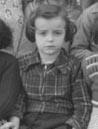Maryse GENRE BERT en 1951
