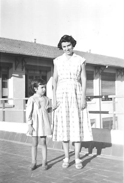 Nicolle SALA  et sa Maman Colette