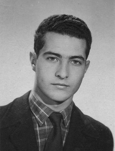 Yvon PEREZ - 1957