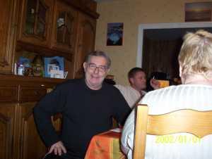 VICIDOMINI Georges ---- 58 - CHATEAU CHINON ----   Famille VICIDOMINI
