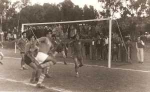 Goal : TENSI dans les buts HENNI Djillali SPAHIS Yvon LEDESMA
