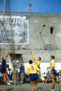 Juin 1960 ---- Stade Novelty