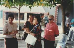 VALRAS - Novembre 1995 Retrouvailles TENESIENNES