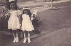 Michelle VICIDOMINI et Anne-Marie WOLF
