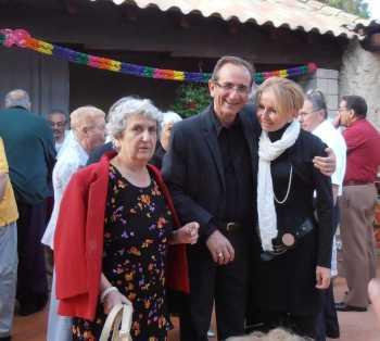 Suzy KHALIFA Franck KHALIFA la compagne de Franck