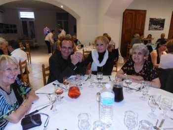 Sylviane BANSARD Franck KHALIFA la compagne de Frank Suzy KHALIFA
