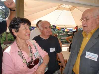 Marcienne ESPI Jacques ROMEO Pierre PARENTI