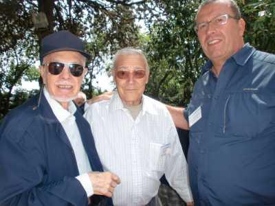 Georges PEREZ Lucien LUBRANO Francis ALBENTOSA