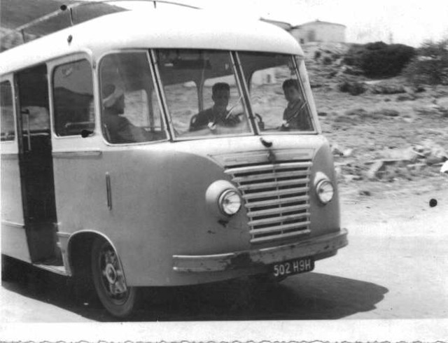 1960 Le Car d'HAMERI