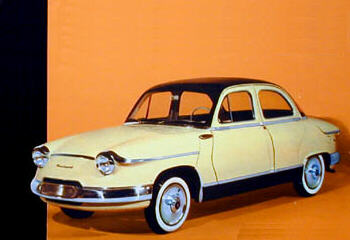 1960 - La PANHARD PL 17