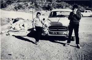 29 avril 1961  Daniel WERY la 403 de la Famille WERY Jean Marie WERY