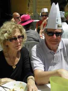 LA VIERE 2013 ---- Nicole et Jean-Marie WERY