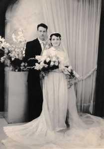 Mariage de Yves et Claudine XIMENES