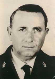 YVARS Joseph Brigadier de Police