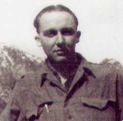 Aspirant Raymond MUELLE pendant  seconde Guerre Mondiale