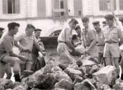 Tipaza, ferme Colombel en 1960