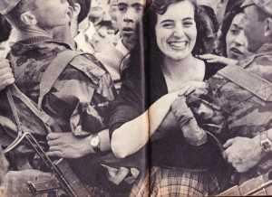 13 MAI 1958  au FORUM du GG
