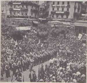28 Mai 1958 - CONSTANTINE - SOUSTELLE