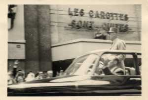13 Mai 1958 Les Carottes sont Cuites