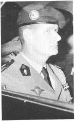 Colonel HELIE de ST MARC Cdt du 1er REP