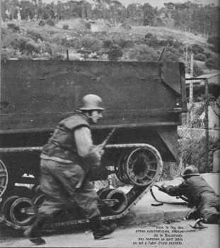 24 Mars 1962 ---- la bataille de Bab el Oued ---- Les Gendarmes Mobiles