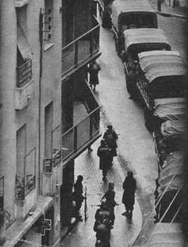 24 Mars 1962 la bataille de Bab el Oued