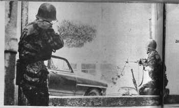 24 Mars 1962 ---- la bataille de Bab el Oued