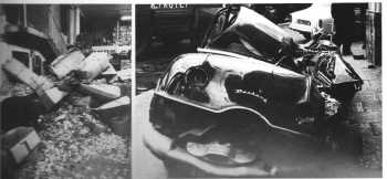 24 Mars 1962 ---- la bataille de BAB el OUED  ---- le saccage de BAB el OUED par la Gendarmerie Mobile