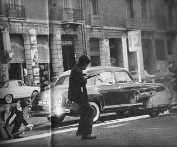 24 Mars 1962 ---- la bataille de BAB el OUED ---- un commando OAS en action