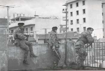 Rue d'Isly - 26 mars 1962