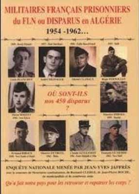 Les 450 militaires disparus ...