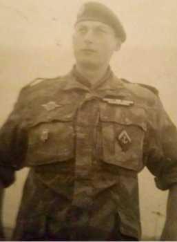 Sergent LE PIGEON