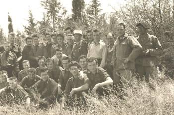 Photo-titre pour cet album: 62ème Bataillon de Chasseurs Alpins.