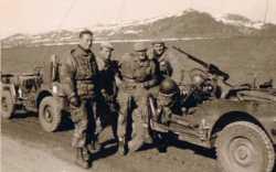 L'Equipe du Sous-Lieutenant TRUCHY